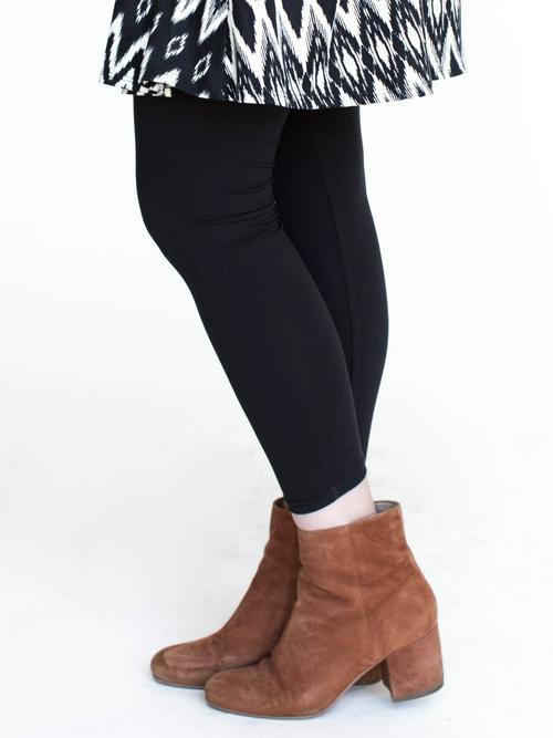 L, XL Agnes & Dora™ Leggings Classic Black
