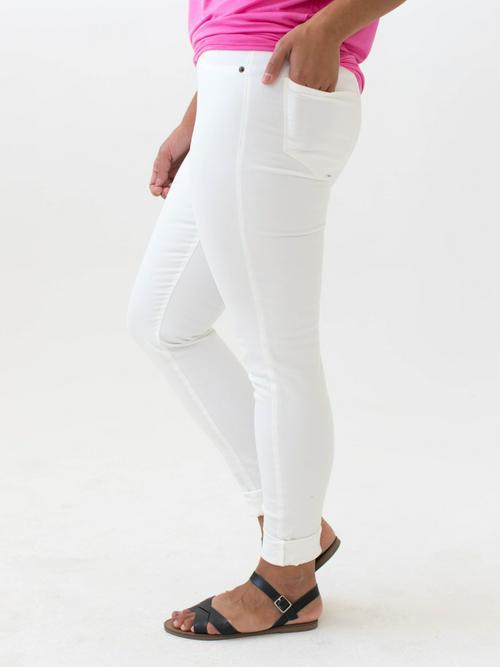 XS Agnes & Dora™ Jegging White